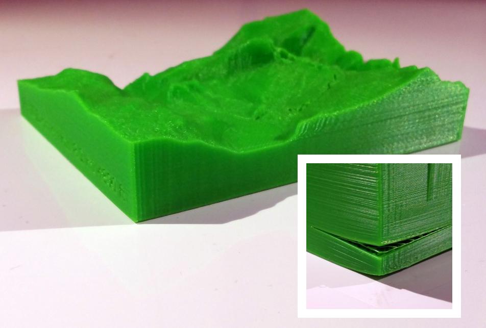 Arqueamiento en la impresión 3D