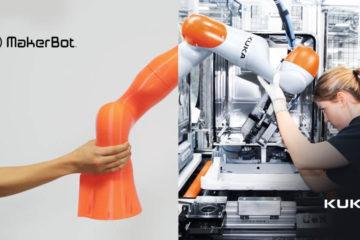 KUKA impresoras 3D MakerBot-1