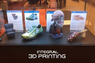 Metalmadrid 2017 Integral 3d Printing